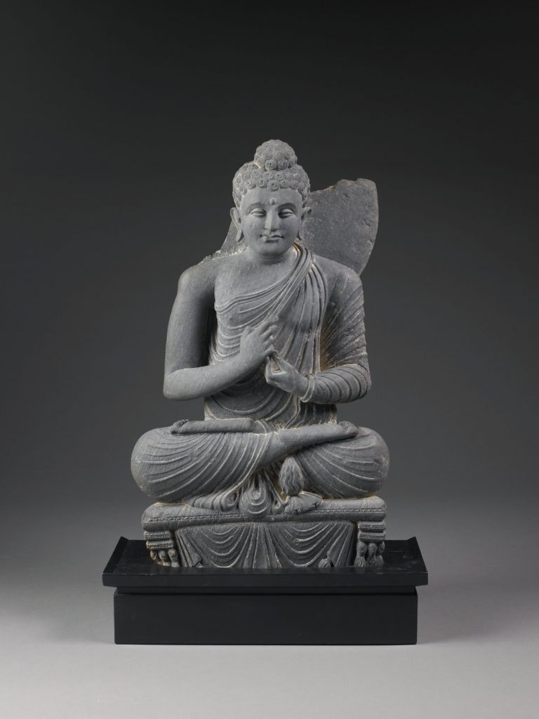 Let's Write! Buddha from Gandhara