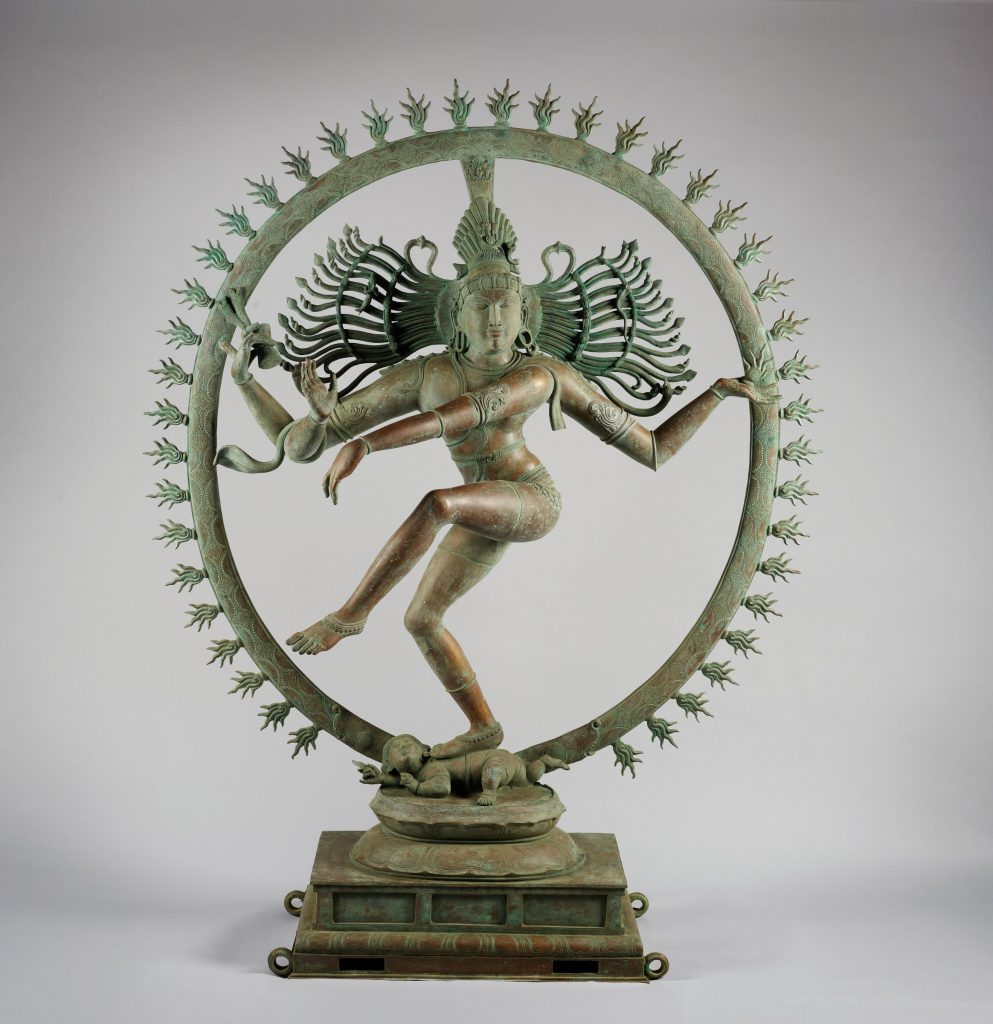 Talking About Art - Shiva Nataraja