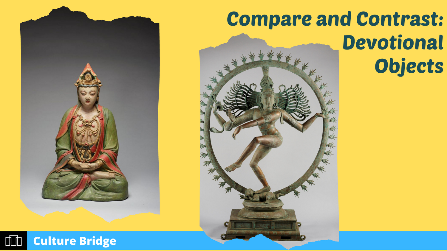 Compare and Contrast – Devotional Objects