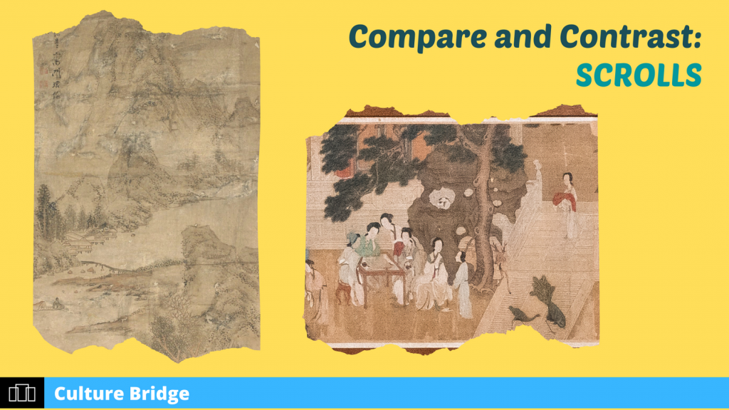 Compare and Contrast - Scrolls