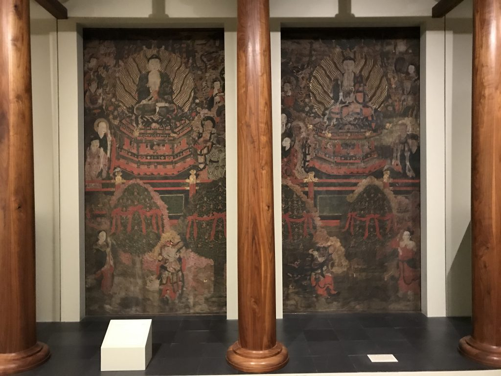 The Curious Curator - Unlocking the Mystery of the BMA's Temple Murals: Part 1