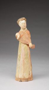 Talking About Art – Tomb Musician (Pipa Player)