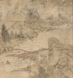 Talking About Art – Guide to Looking at East Asian Landscape Hanging Scrolls