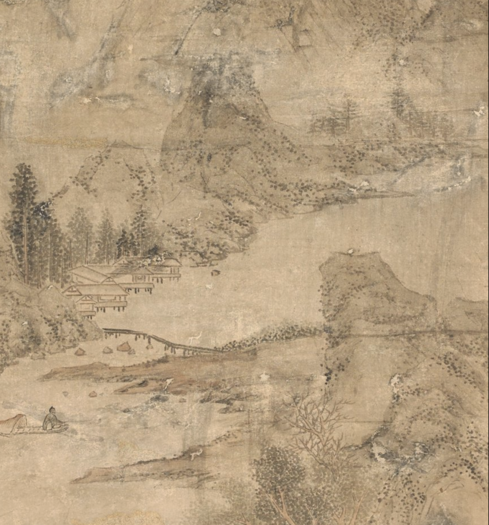 Talking About Art - Guide to Looking at East Asian Landscape Hanging Scrolls