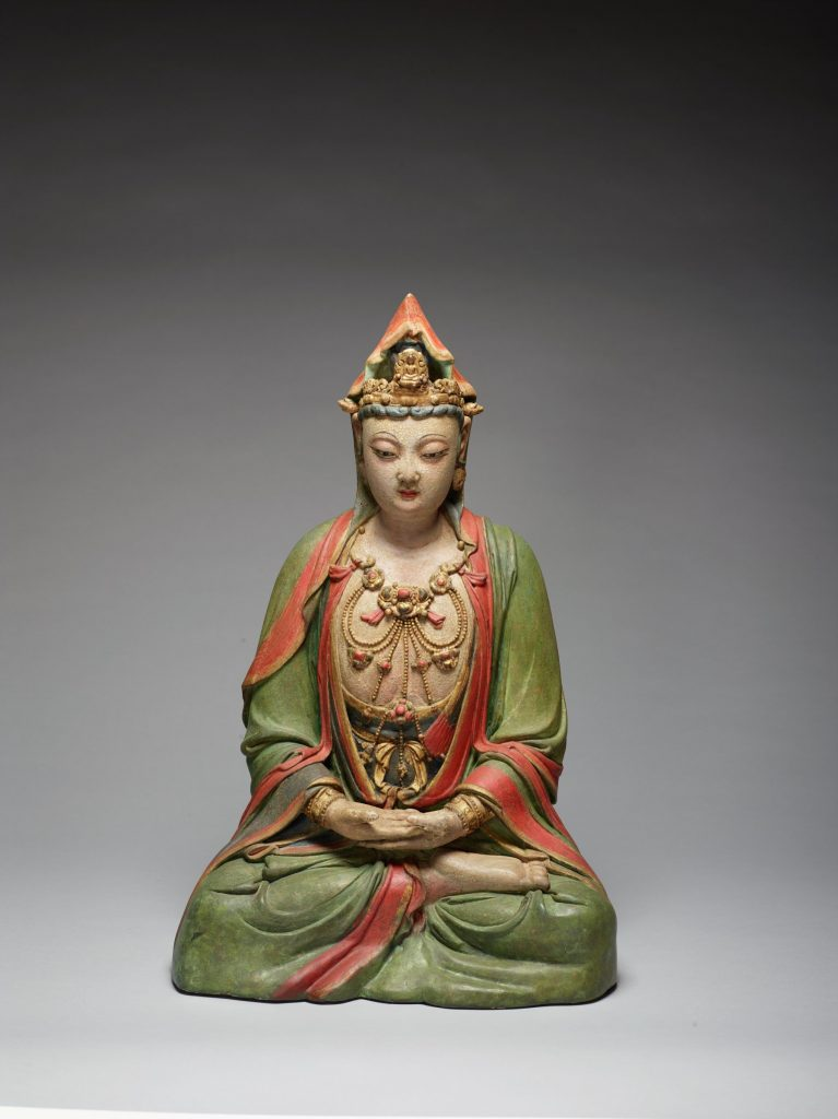 The 5 Ws of Art - Guanyin
