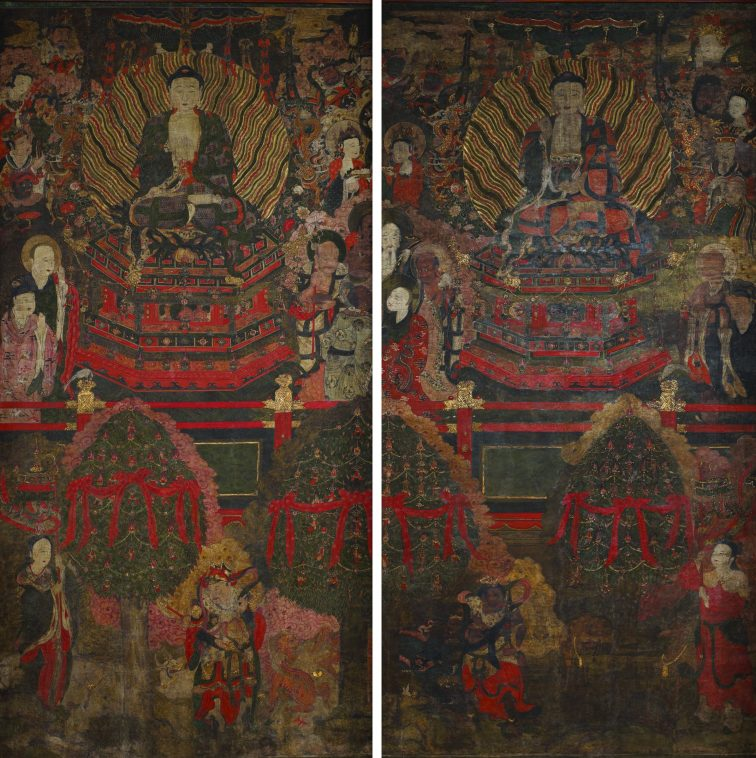 The 5 Ws of Art - Buddhist Temple Murals