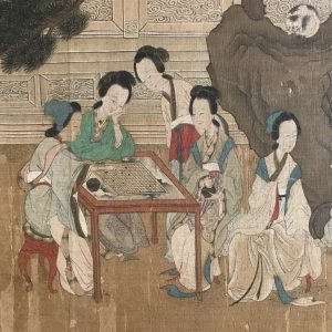 Talking About Art – Scenes of Women of the Palace