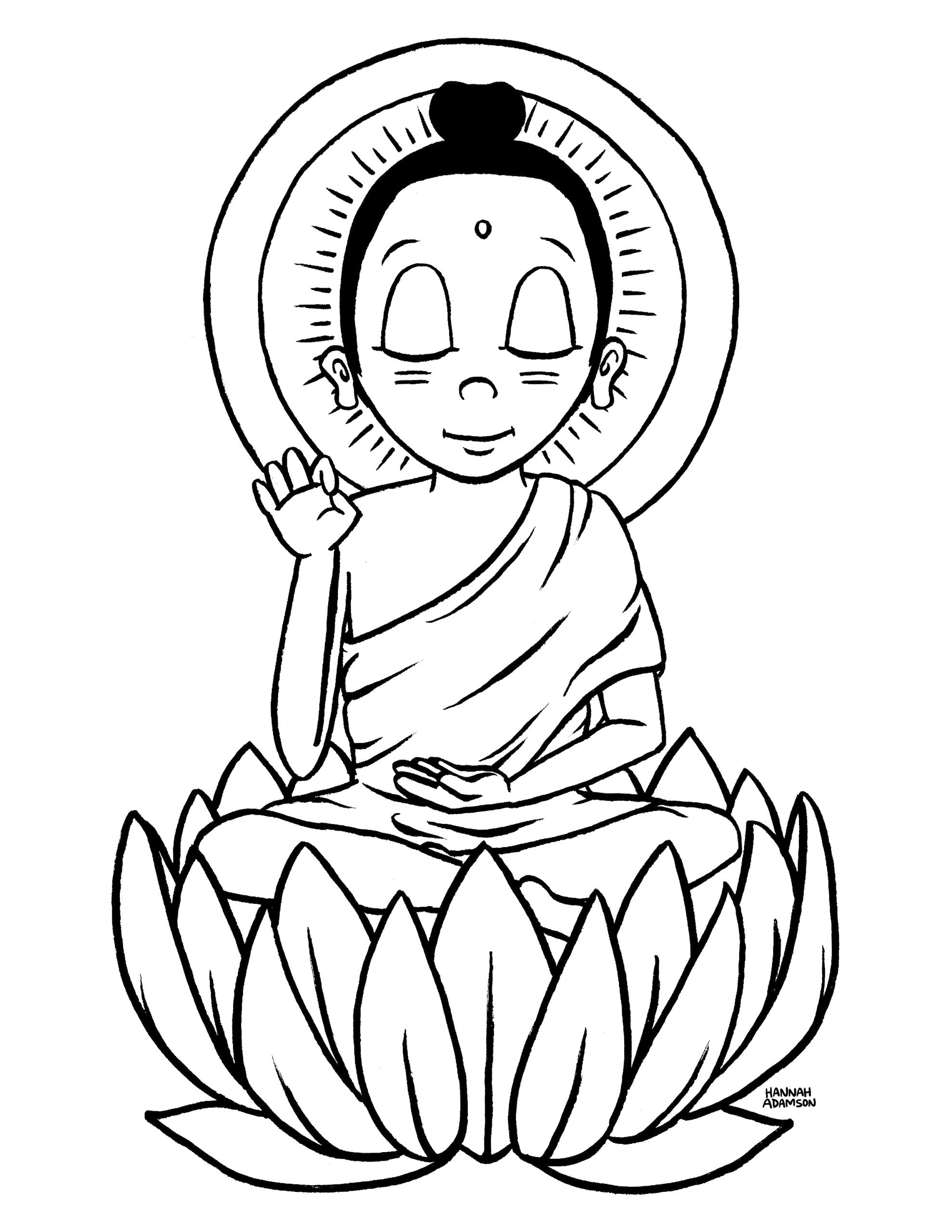 Illuminate – The Buddha