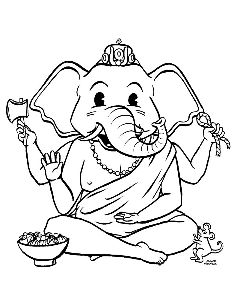 Illuminate - Ganesha